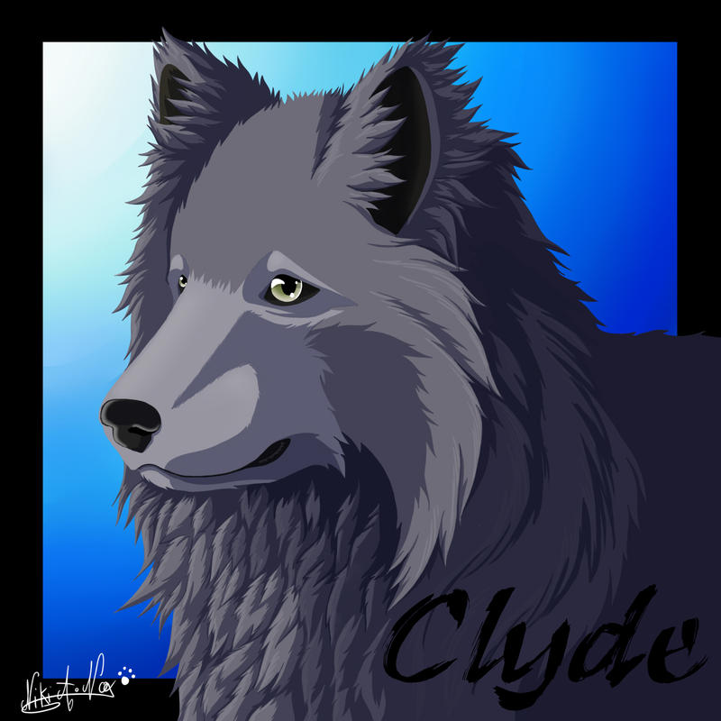 Clyde by Nikithewerewolf