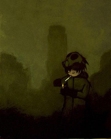 Smoke by lukechueh