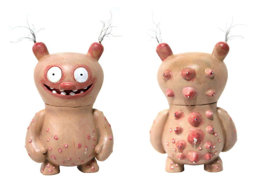 Ugly Ugly Doll By Lukechueh On Deviantart