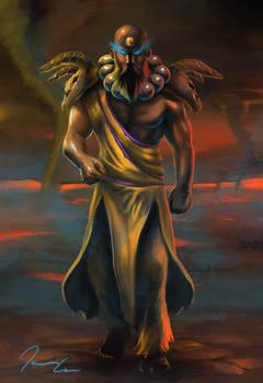 Diablo 3 - Storm Monk