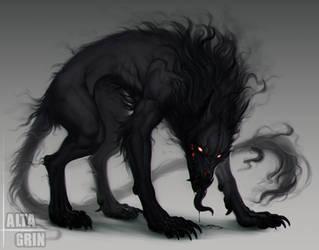 Smoky Beast II by AltaGrin