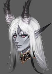 Adult Demon Craven by AltaGrin