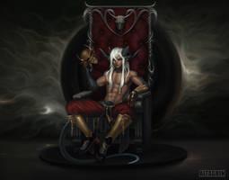 Commission: Demon Prince