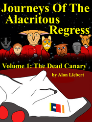 Alacritous Regress Vol 1 cover by Alacritous13