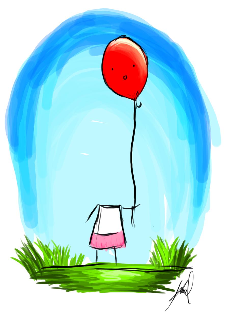 Balloonhead by Kemaru