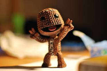 Sackboy by Kemaru