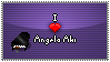 Angela Aki stamp by Kemaru