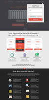 CloudServer WP - One Page Responsive Hosting Them