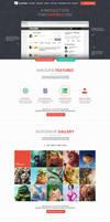 FlatWeb - Multipurpose Business WordPress Theme