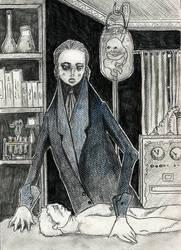 Frankenstein by Benegesse