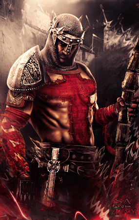 Dantes Inferno by Tay-X