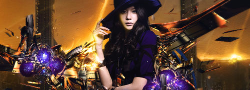 Purple Jem