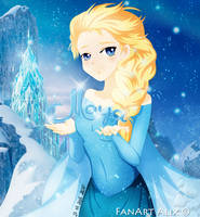 Elsa [FanArt]