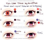 Easy Eyes Color Tutorial