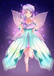 Butterfly Fairy by Alix89