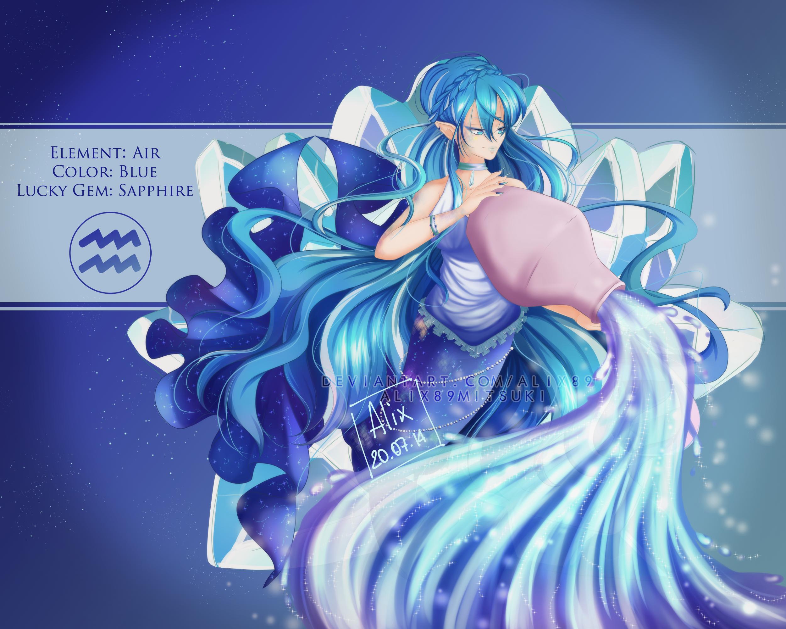 Aquarius [Zodiac]