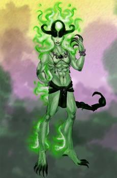 Envy Demon