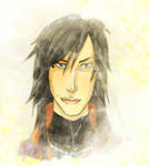 Portrait of Kensei by Samletbird