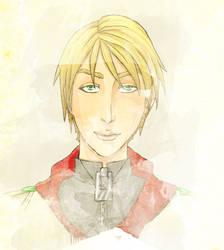 Portrait of Ein