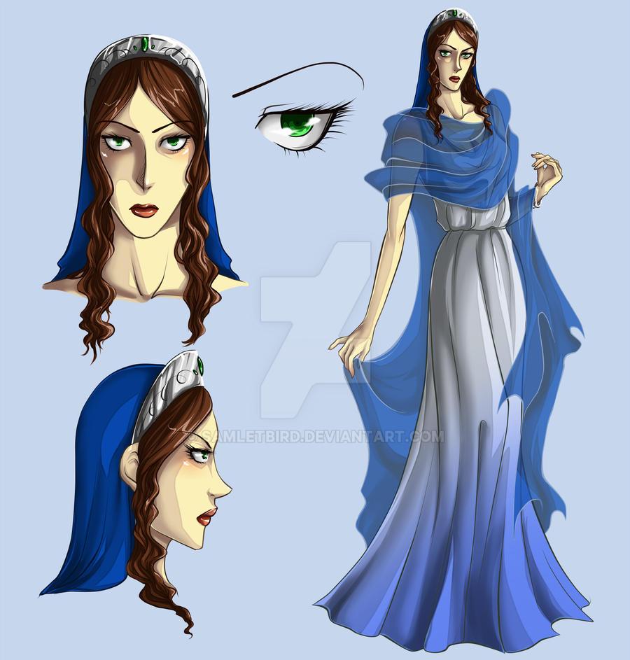 Hera Concept by Samletbird