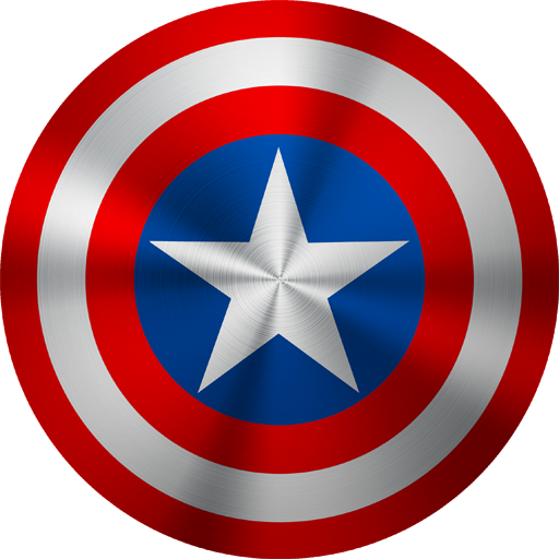 how to make a captain america shield out of wood