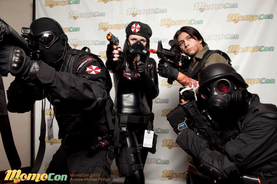 Umbrella Soldiers Invade MomoCon 2013 by BlueEyesMaster on ...