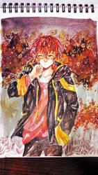 707 Mystic Messenger by EtsukiHaru