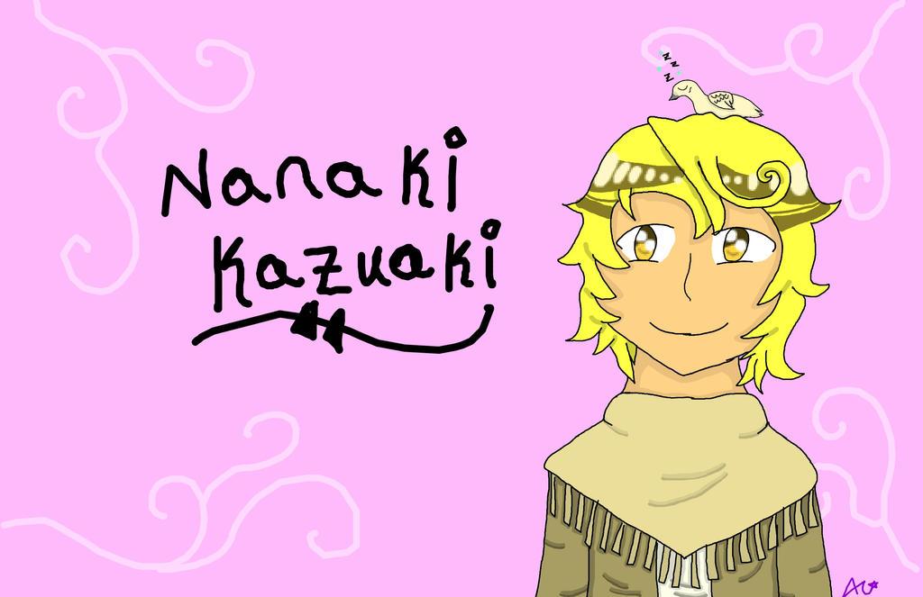 Mr. Nanaki! by dragoncat48