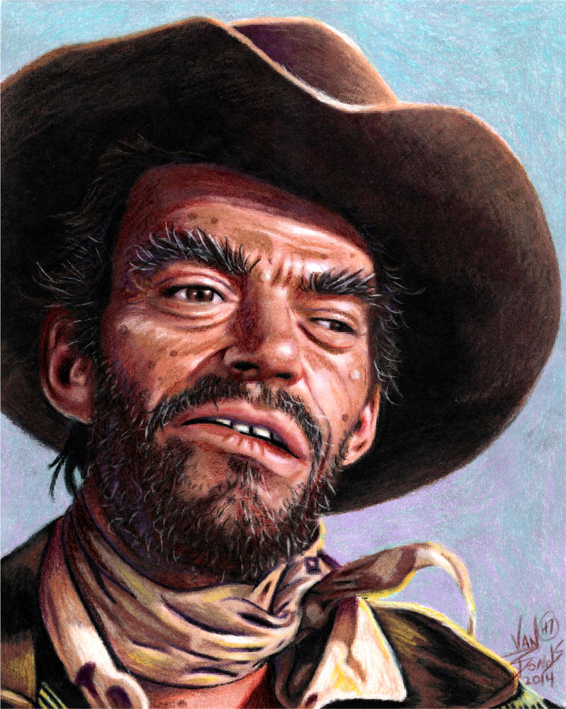 Jack Elam by VanBonds