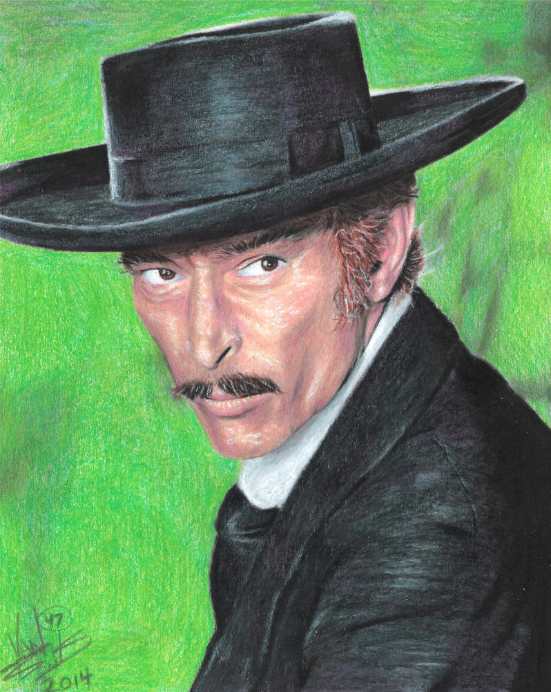 Lee Van Cleef * Lee Van Cliff - King In A The Ring