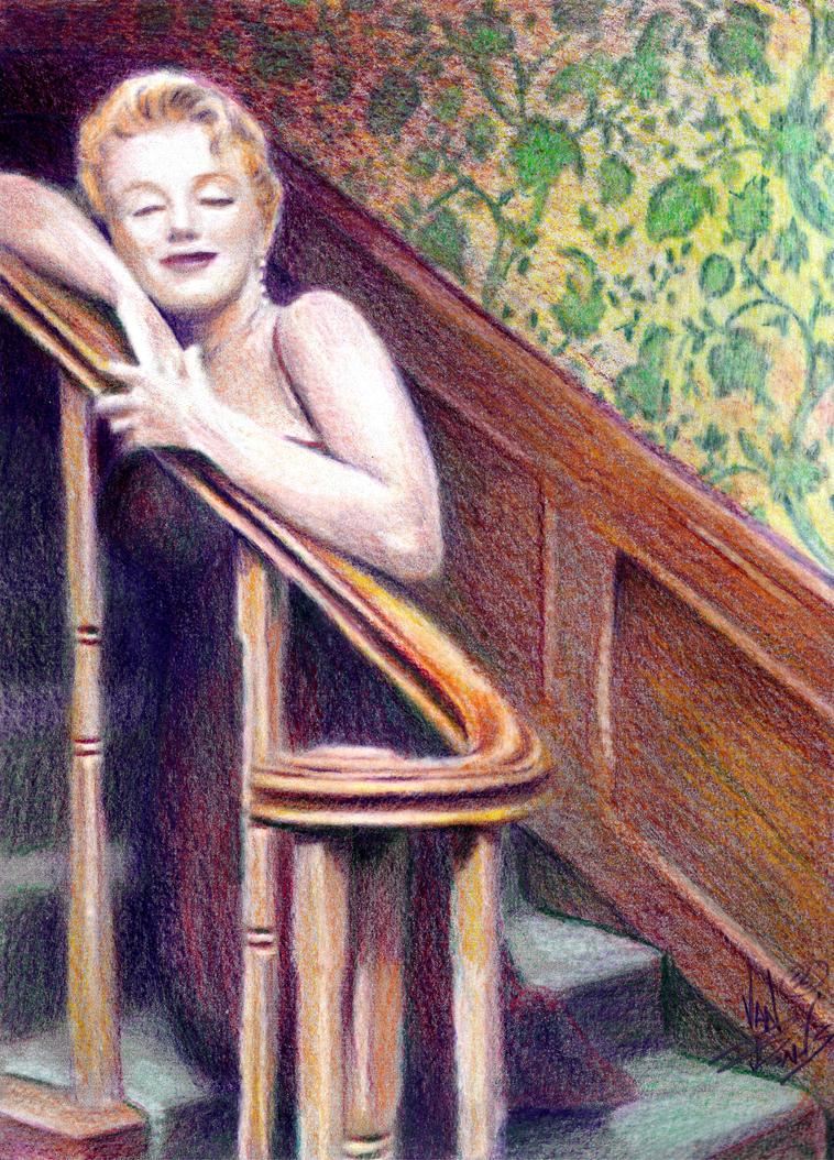 Marilyn Monroe 3 by VanBonds