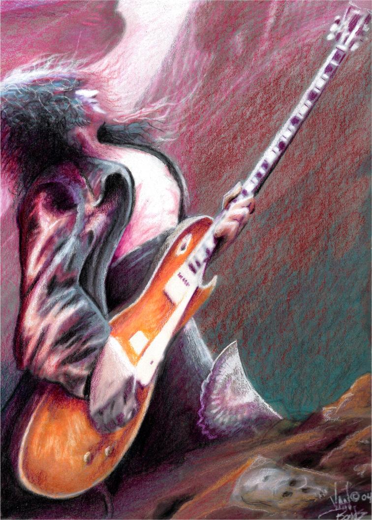 Jimmy Page 2 by VanBonds