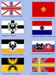 Steamopera Flags