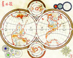 Ysi: Map of the World