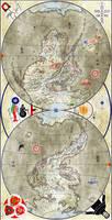 Ysi Earth Map II