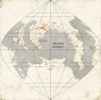The Western Hemisphere of the World WIP*