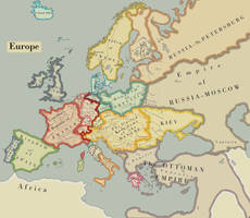 Steamopera Europe by Naeddyr