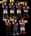 PKMN : Ru's Wardrobe