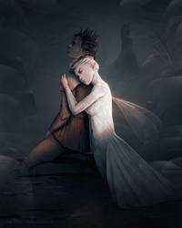 Ash and Fay by gabrielleragusi