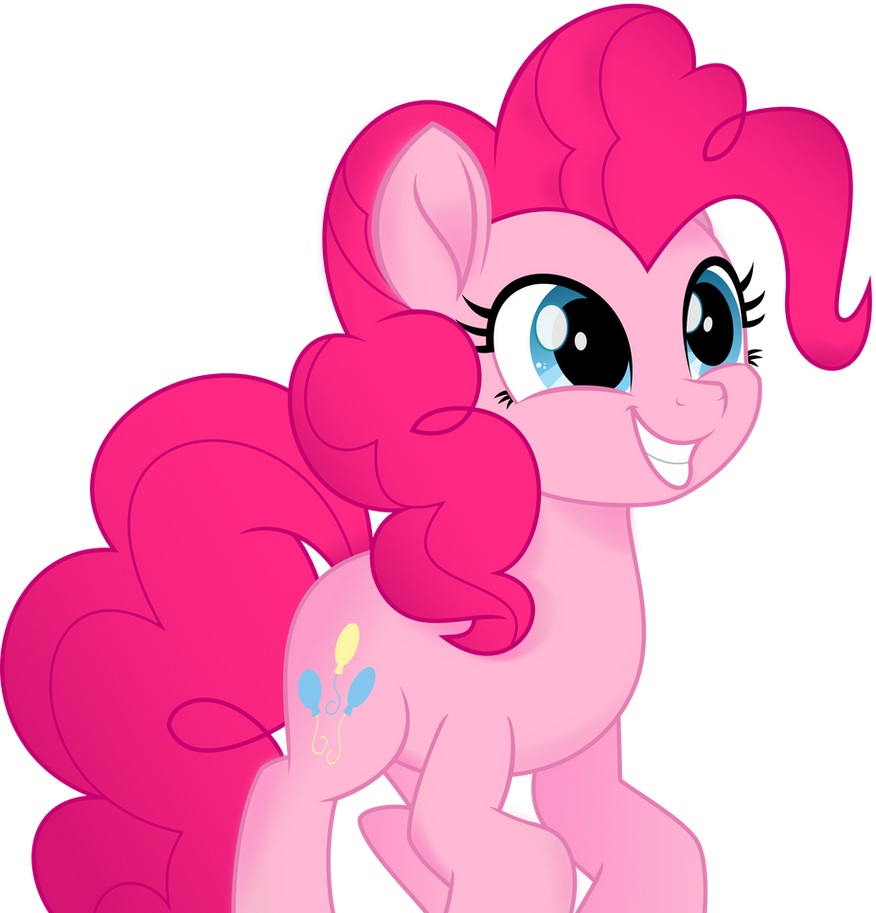 Pinkie Pie by LydiaNyan