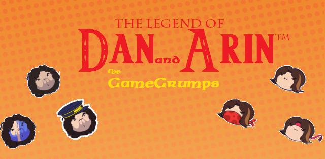 The legend of dan and arin by DesaraeLiKazama