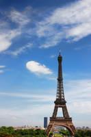 Eiffel Tower II by LexartPhotos