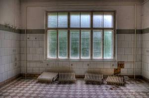radiator room by LexartPhotos
