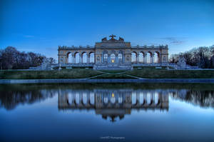 Gloriette by LexartPhotos