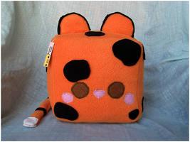 Cheetah Cube by quacked