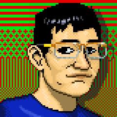 Pixel Portrait by WOTTAN92