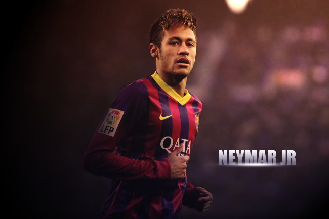 Neymar Jr Wallpaper By Pakosfcb By Pakosfcb On Deviantart