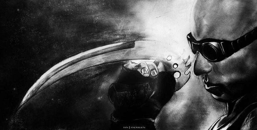 Riddick by November-One on DeviantArt