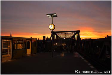 not the last train by Rainbiker