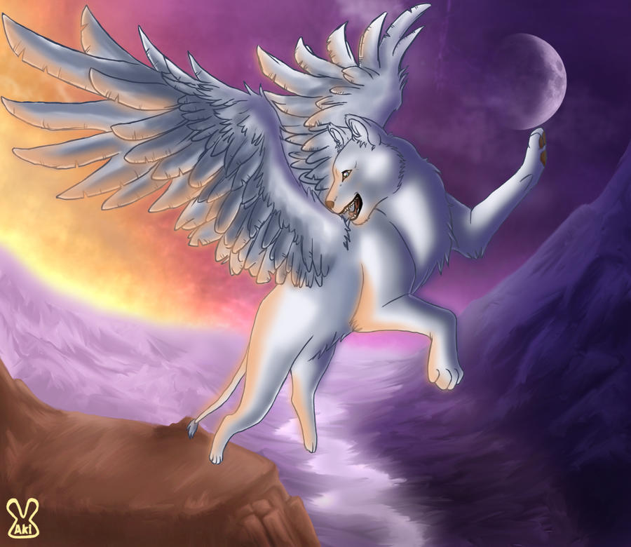 Mythological creatures, Cats and Wings on Pinterest